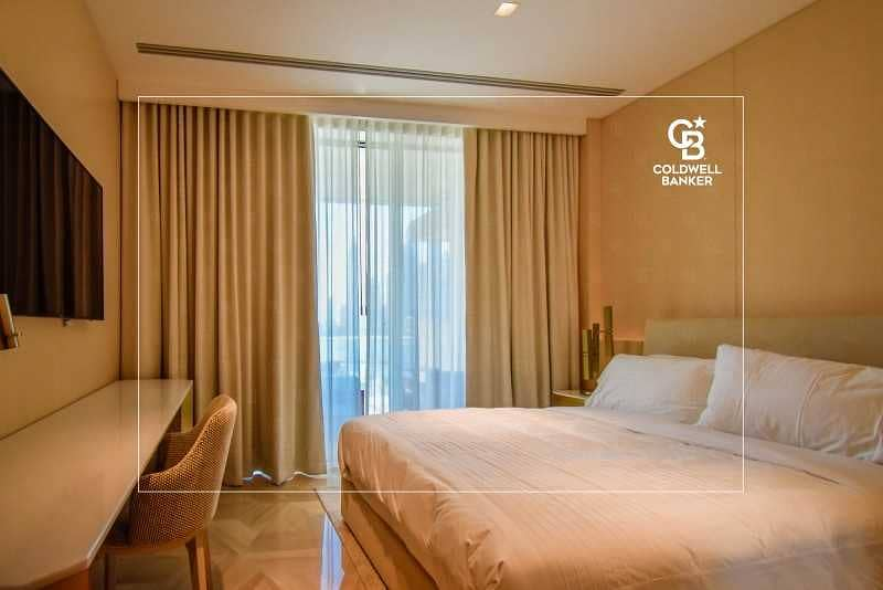 FURNISHED & FULL SEA VIEW | INVESTOR DEAL | 8% ROI