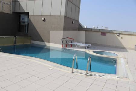 2 Bedroom Apartment for Rent in Deira, Dubai - Creek & Burj View | Well GYM| Pool| Parking