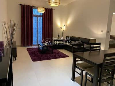 1 Bedroom Flat for Sale in Al Furjan, Dubai - Finished 1Br Apartment facing the the pool