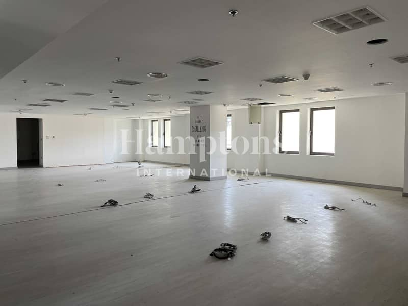 2 Vacant | Fitted | Partitions | Al Saaha