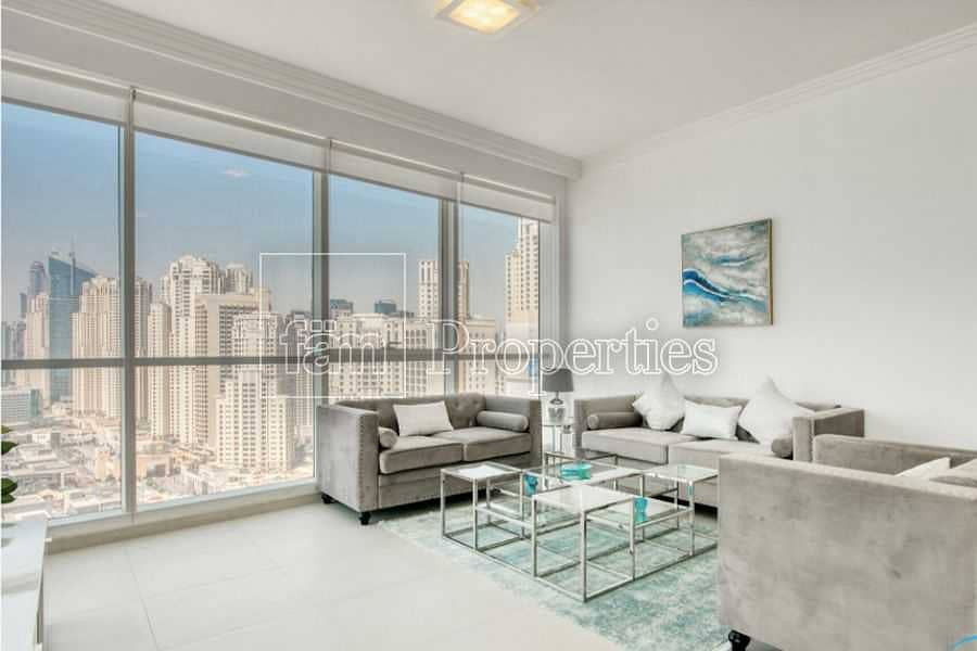 2 Apt with luxurious finishes & scenic sea views
