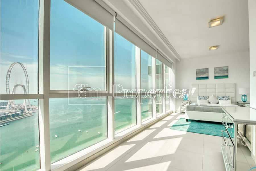 14 Apt with luxurious finishes & scenic sea views