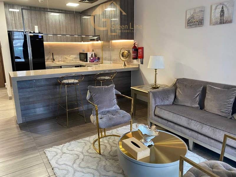 2 Great Layout 1 Bedroom and Beautifully Furnished Unit