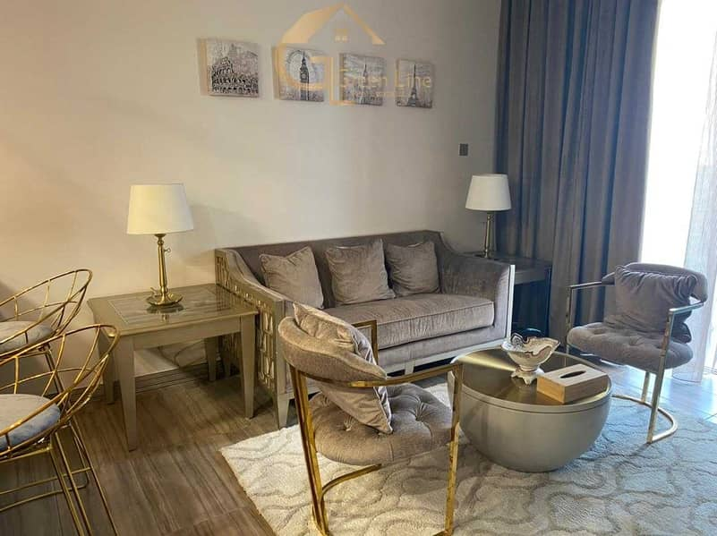 Great Layout 1 Bedroom and Beautifully Furnished Unit