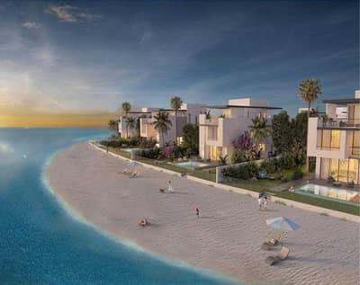 4 Bedroom Villa for Sale in Sharjah Waterfront City, Sharjah - Own your villa sea view with installments over 4 years