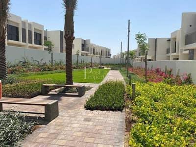 تاون هاوس 3 غرف نوم للايجار في (أكويا أكسجين) داماك هيلز 2، دبي - R2M CORNER VILLA   SINGLE ROW   NEXT TO PARK