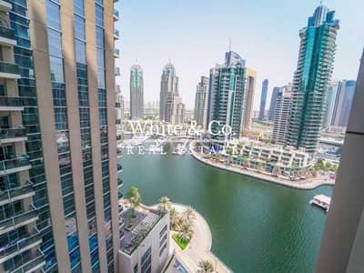 2 Bedroom Flat for Rent in Dubai Marina, Dubai - MARINA + SEA VIEWS   GREAT CONDITION   VACANT