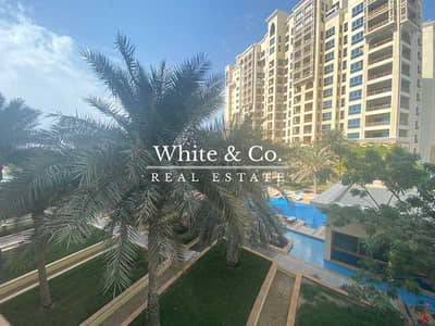 2 Bedroom Apartment for Sale in Palm Jumeirah, Dubai - Investment Opportunity   D Type   Pool Views