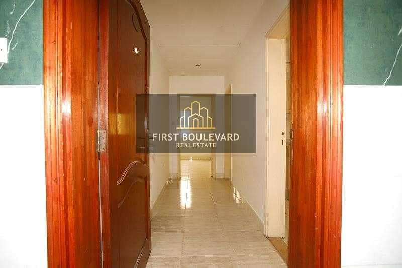 شقة في حساني تاور 2 النهدة 2 النهدة 21000 درهم - 5344396