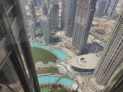 شقة 1 غرفة نوم للبيع في وسط مدينة دبي، دبي - شقة في برج خليفة وسط مدينة دبي 1 غرف 2200000 درهم - 5301994