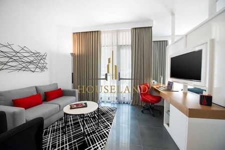 Hotel Apartment for Sale in Barsha Heights (Tecom), Dubai - Investors Deal! I Cozy and Furnished I Hotal Apart