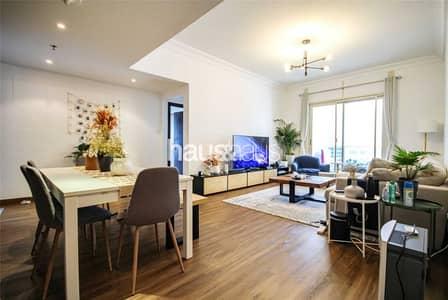 فلیٹ 2 غرفة نوم للبيع في أبراج بحيرات الجميرا، دبي - 2 Bed   Full Lake Views   Floor To Ceiling Windows
