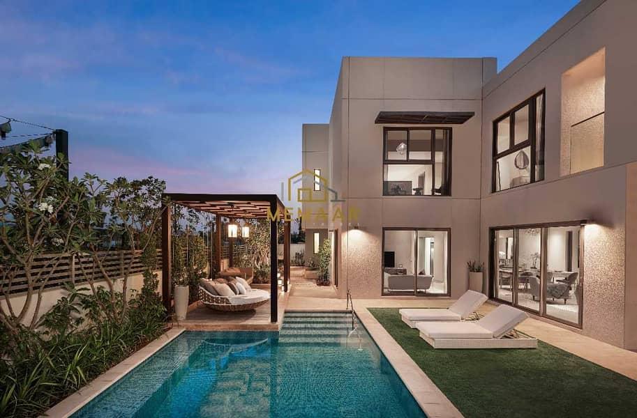 Villa in Al Zahia Muwailih, Sharjah, 3 bedrooms, 5 years installments