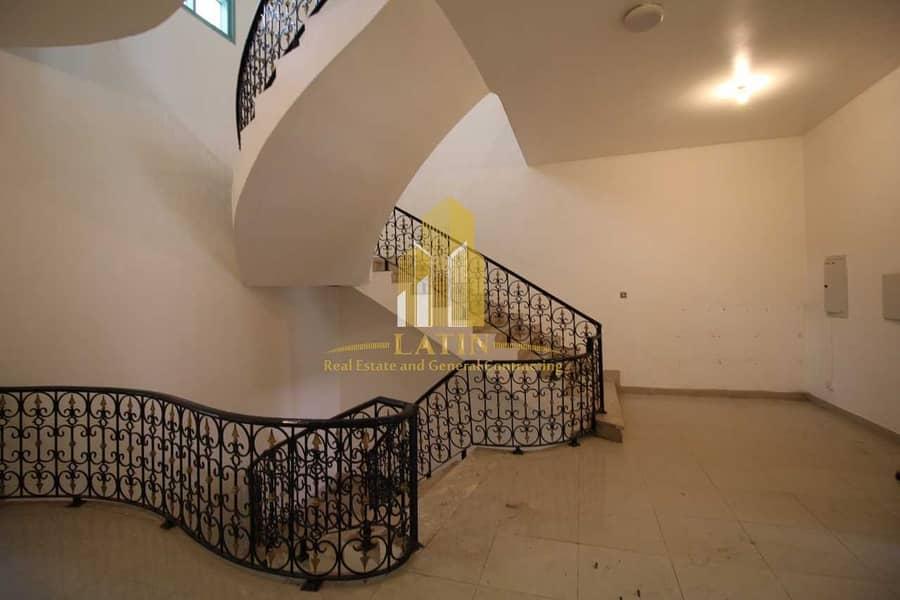 Excellent Villa with Garden Al Nahyan Camp