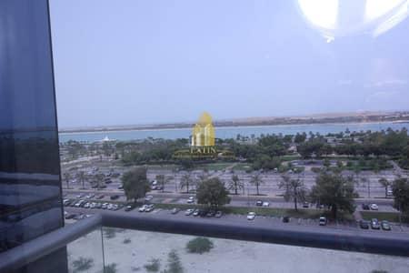 3 Bedroom Flat for Rent in Sheikh Khalifa Bin Zayed Street, Abu Dhabi - 3 Master BR +maid room !!!| BREATHTAKING SEA VIEW!