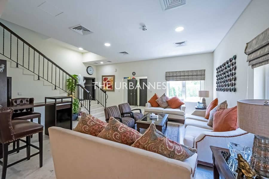 2 Modern and Bright   5 Bed with Pool   Mazaya A1