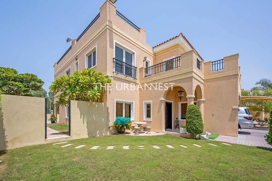 35 Modern and Bright   5 Bed with Pool   Mazaya A1