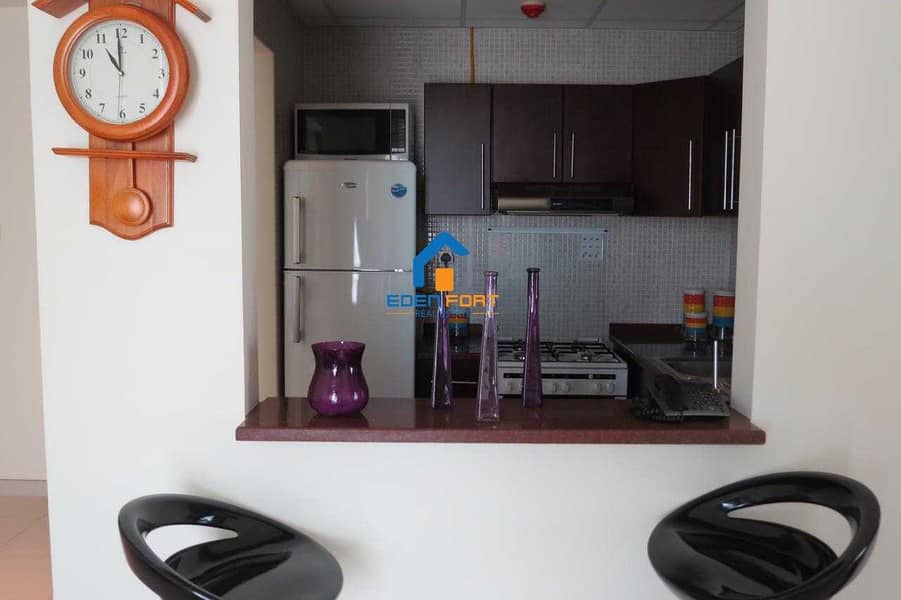 2 HURRY UP FULLY FURNISHED 1BHK IN SCALA TOWER