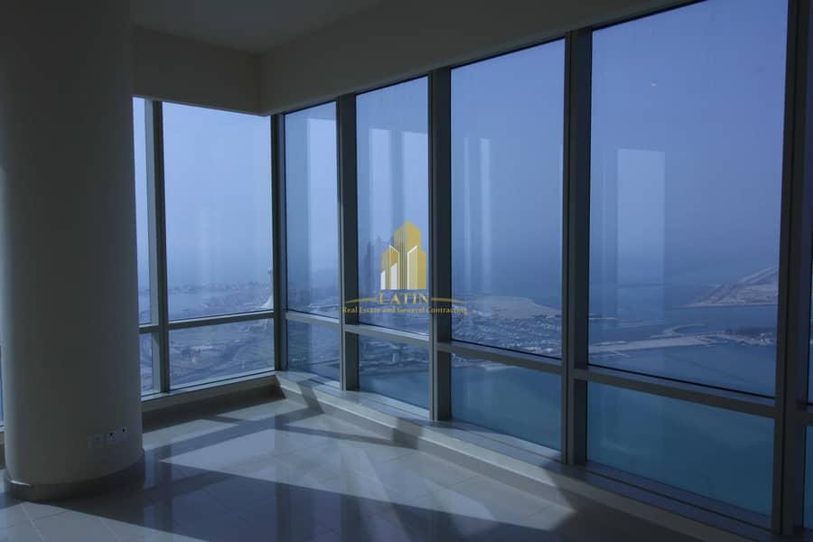 Luxurious spacious 3BR + maid apartment !!| SEA VIEW & PARK VIEW