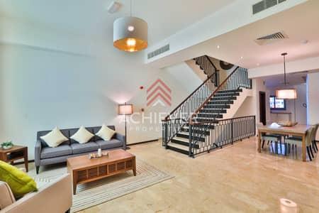 تاون هاوس 3 غرف نوم للبيع في قرية جميرا الدائرية، دبي - Immaculate | Contemporary |Rooftop Pool |Basement