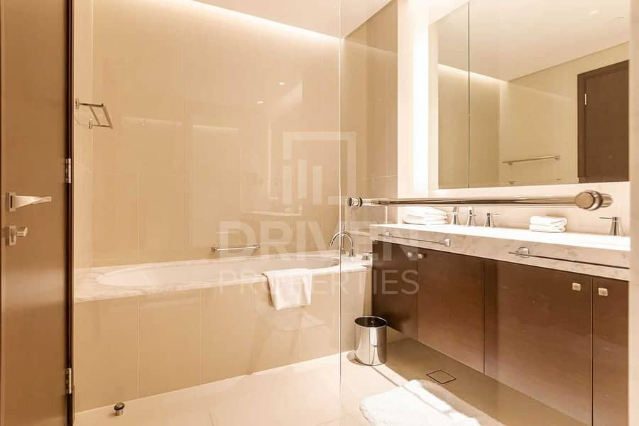 18 Furnished Apt w/ Burj and Fountain View