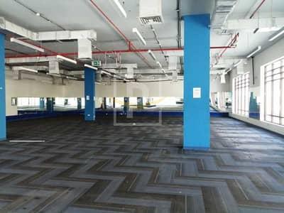 Floor for Rent in Ras Al Khor, Dubai - Sporting facilties available for Men and Women GYM + Pool  In Ras Al Khor