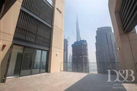2 Bedroom Penthouse for Sale in Downtown Dubai, Dubai - Unique Penthouse|Payment Plan|Huge Terrace