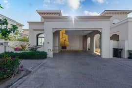 WELL MAINTAINED   5BR   VILLA   ARABIAN RANCHES 2