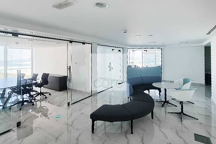 2 Brand New | Fitted Office | Furniture Incl