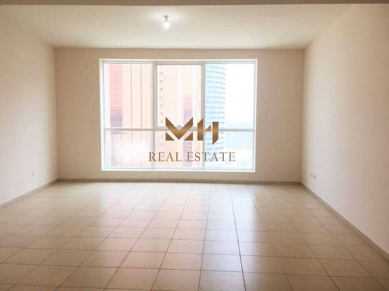 Sea View| Ready to Move In| Spacious 3B w/ Maid Room
