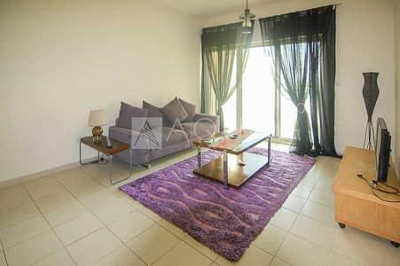 فلیٹ 1 غرفة نوم للايجار في الروضة، دبي - Fully furnished | Pool View | Chiller free