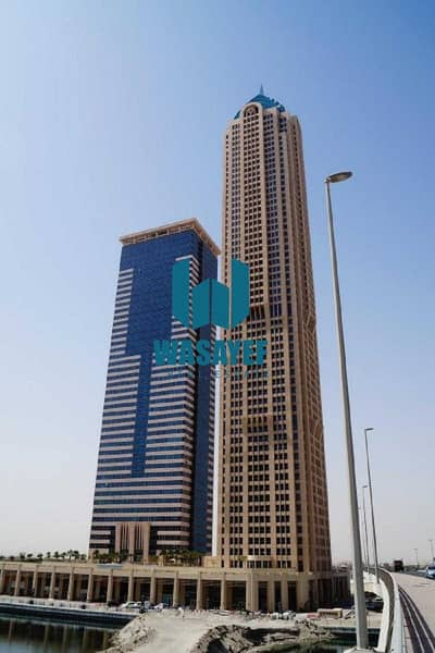 Office for Rent in Business Bay, Dubai - FULLY FURNISHED OFFICE SPACE   BURJ KALIFA AND CANAL VIEW