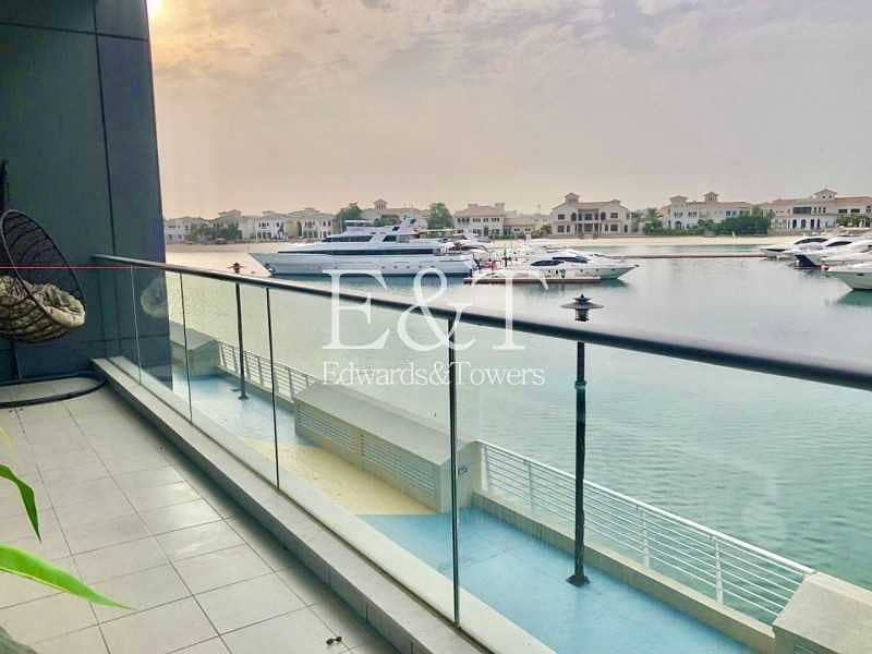Exclusive | 1 Bed | Rented | Sunset Sea View