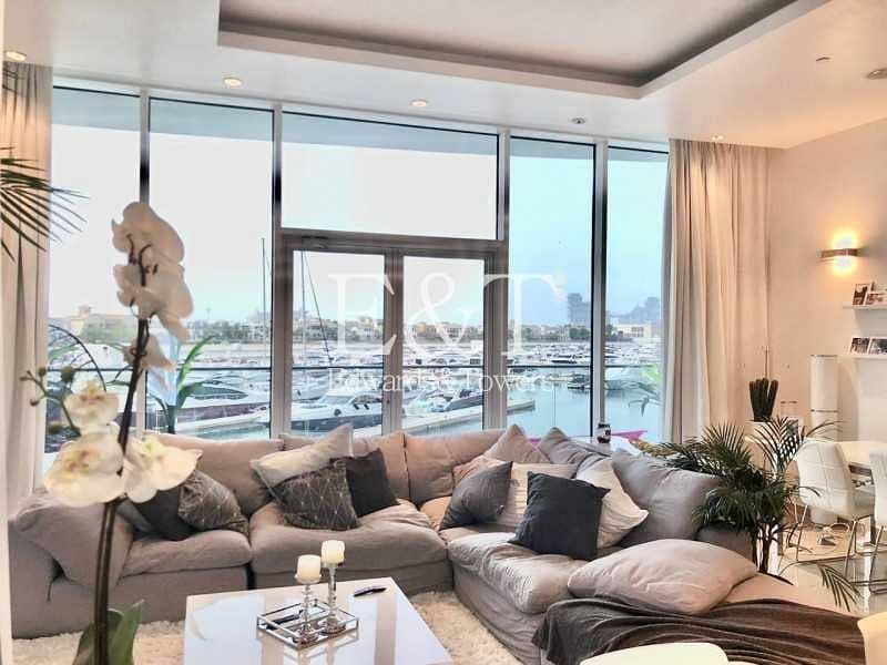 2 Exclusive | 1 Bed | Rented | Sunset Sea View
