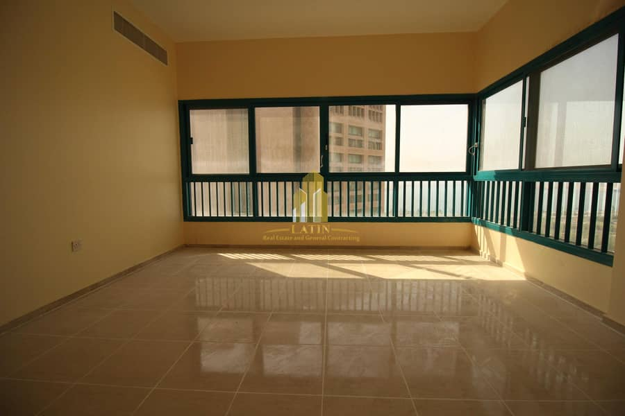 2 Spacious & modern 3 BR!| maid room and store room available| Premium location!