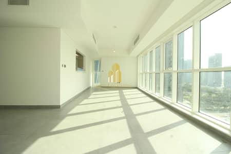 شقة 2 غرفة نوم للايجار في شارع الكورنيش، أبوظبي - STUNNIING 2 MASTER BR !! | AMAZING SEA VIEW & LUXURIOUS FINISHINGS !