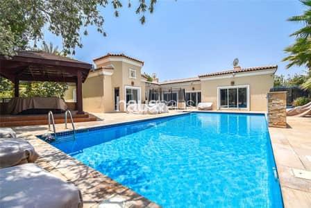 فیلا 4 غرف نوم للبيع في جرين كوميونيتي، دبي - Exclusive   Private Pool   4 Bedroom   Huge Plot