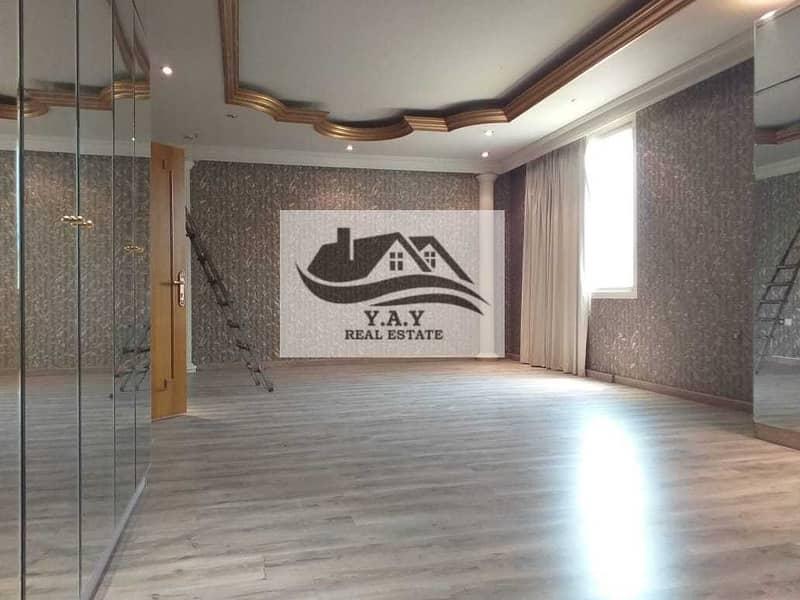 فيلا تجارية في شارع الخليج العربي البطين 6 غرف 450000 درهم - 5351904