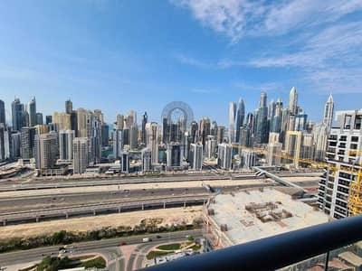 شقة 2 غرفة نوم للايجار في أبراج بحيرات الجميرا، دبي - 2Bed | High Floor | Unfurnished
