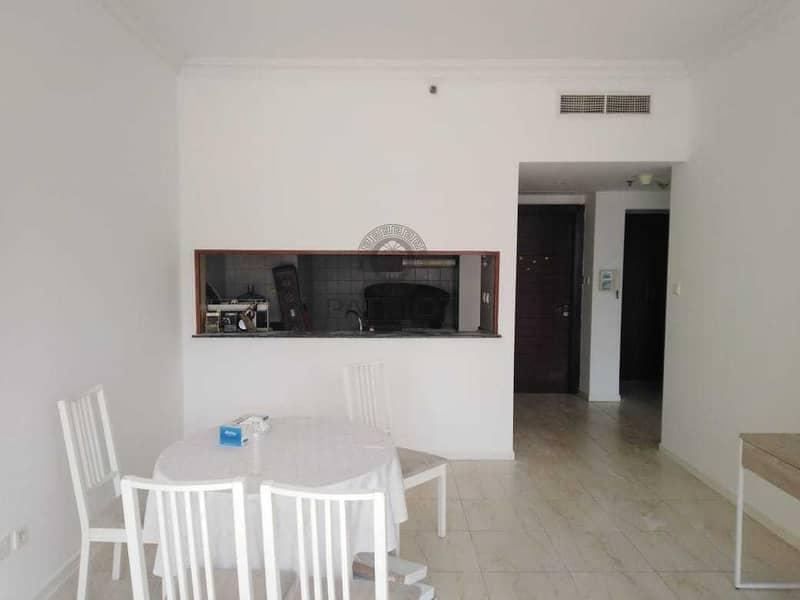 1B   Balcony   Sami furnished