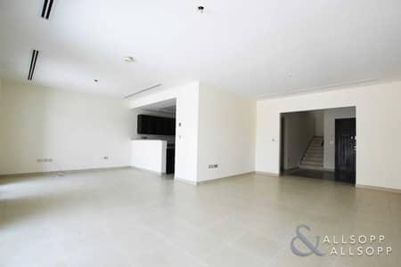 2 Bedroom Townhouse for Sale in Jumeirah Village Triangle (JVT), Dubai - Two Beds + Maid   Big Plot   Unique Unit