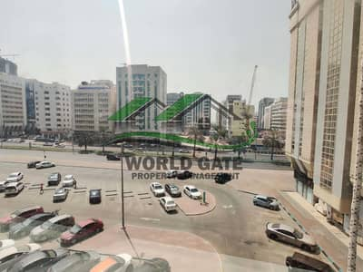 1 Bedroom Apartment for Rent in Tourist Club Area (TCA), Abu Dhabi - Great offer1 BR apartment + 1 master bed   Car Parking