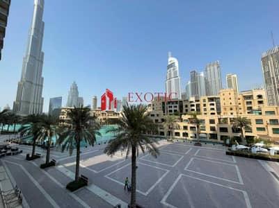 4 Bedroom Villa for Rent in Downtown Dubai, Dubai - 4 Bed + Maid    Podium Villa     Residences 2