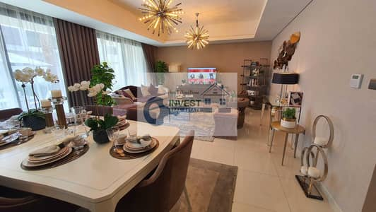 4 Bedroom Townhouse for Sale in DAMAC Hills 2 (Akoya by DAMAC), Dubai - Brand New 4 bedroom Large garden Close kitchen laundry and maid room