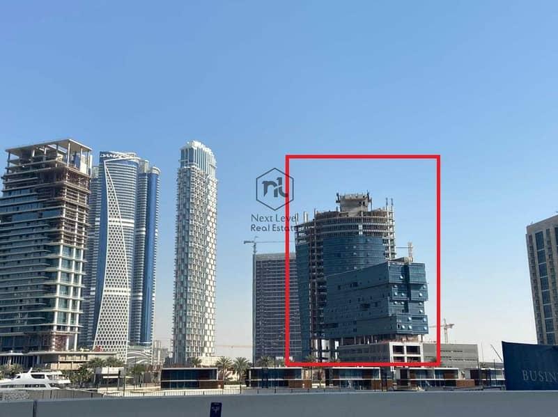 Burj/Canal View   5% Booking   High Ceiling 2.8m