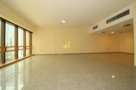 4 Bedroom Apartment for Rent in Al Muroor, Abu Dhabi - Spacious clean Duplex 4 BR + Maid apartment  & featured location !