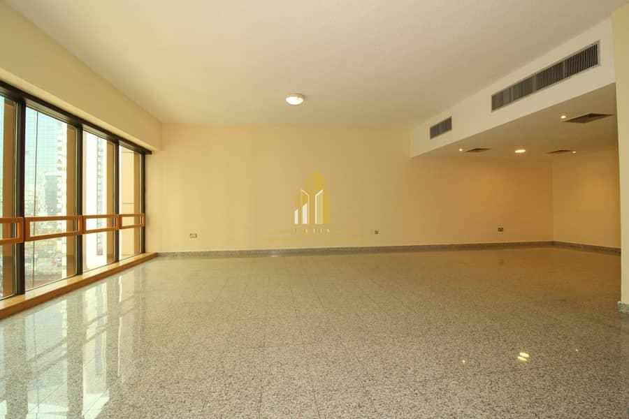 Spacious clean Duplex 4 BR + Maid apartment  & featured location !
