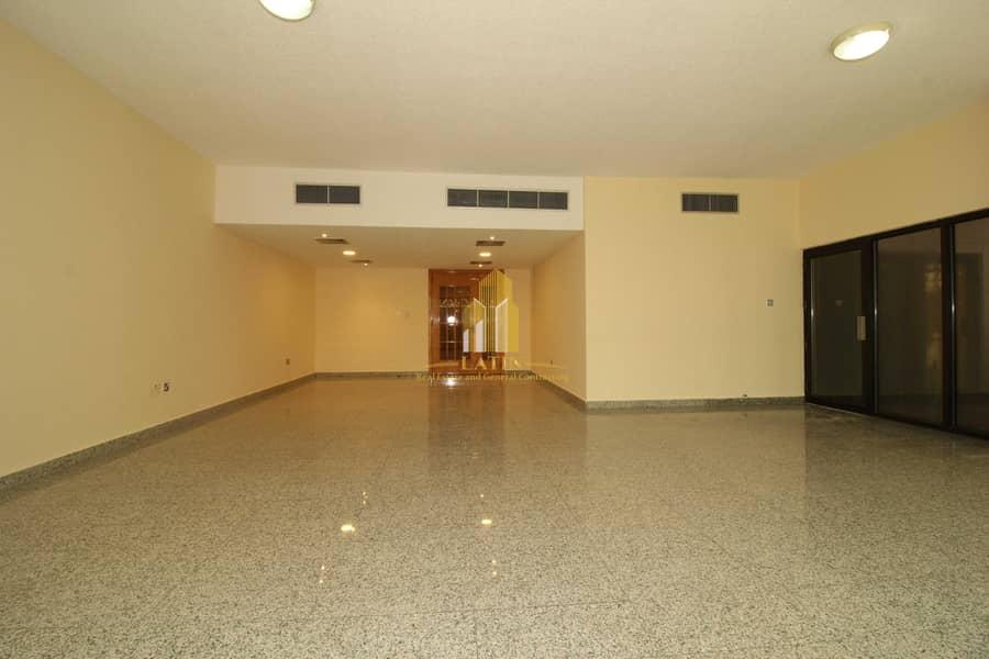2 Spacious clean Duplex 4 BR + Maid apartment  & featured location !
