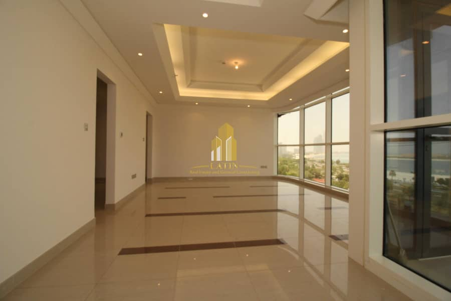 2 Luxurious Panoramic SEA VIEW 2 bedrooms + Maid flat | All Facilities !!