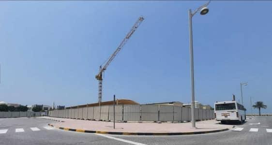 ارض سكنية  للبيع في نخلة جميرا، دبي - New Listing   G Plus 7 Mix Plot   Palm Jumeirah